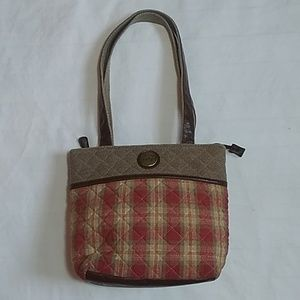 Longaberger Vintage Shoulder Bag Purse